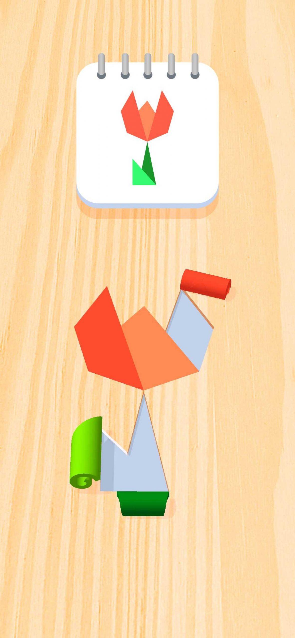アメリカランキング上位のゲームアプリ【Color Roll 3D】をレビューしました!