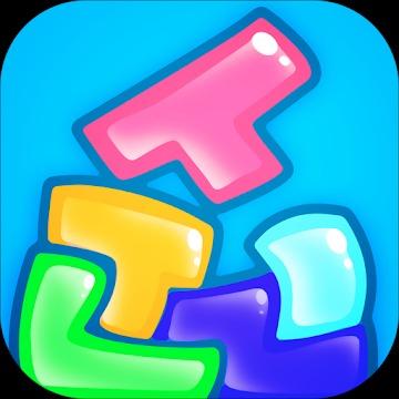 ハイパーカジュアルゲーム「Jelly Fill」
