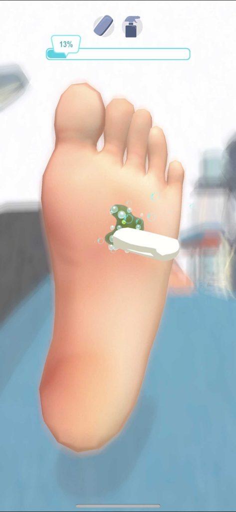 遊んでリアルレビューしてみた!「Foot Clinic」って本当に面白いの?