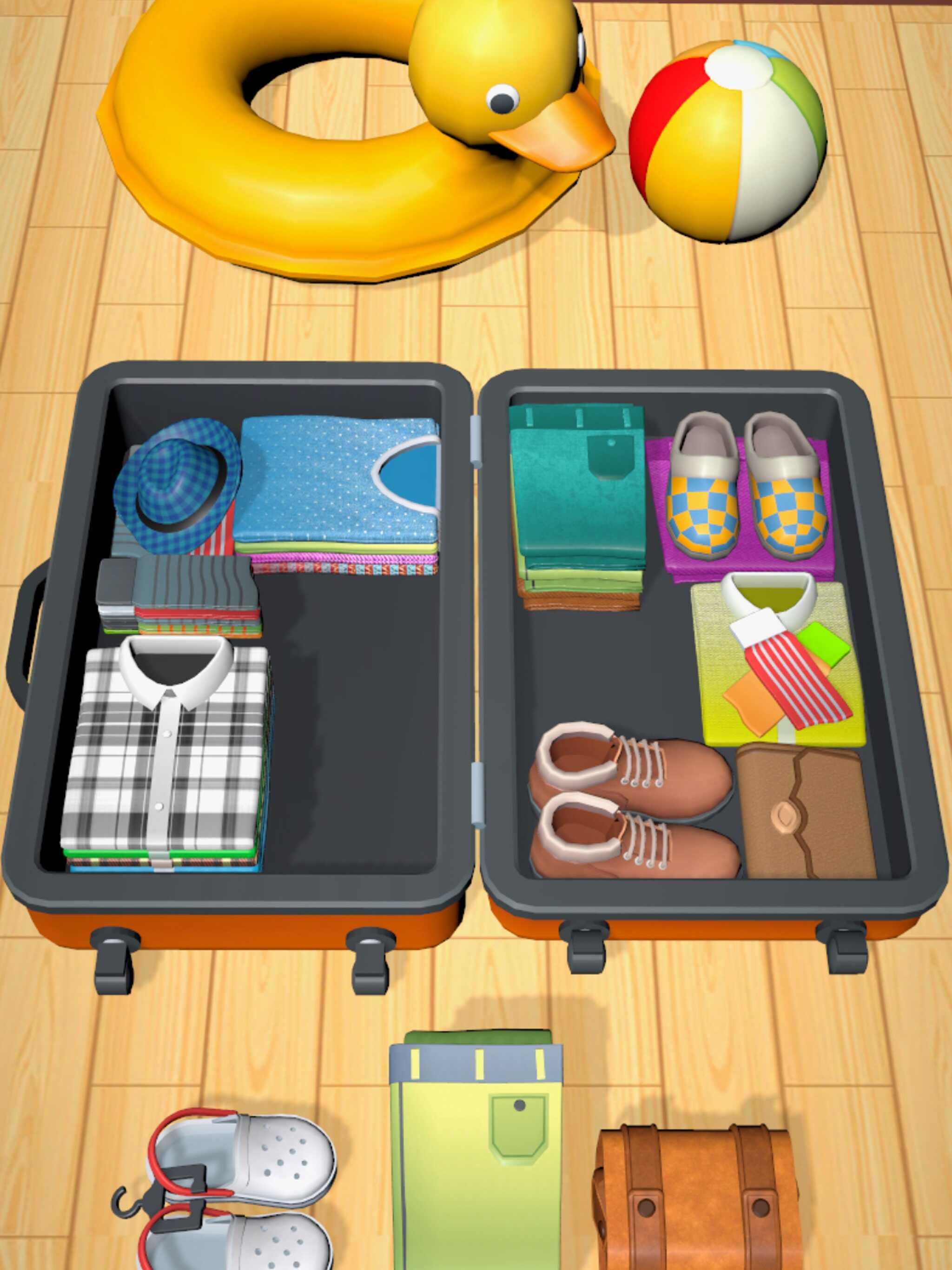 House Life 3Dのプレイ画面