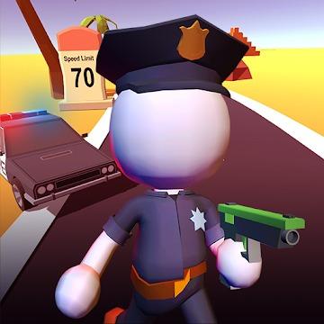 ハイパーカジュアルゲーム「Police Quest」