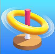 ハイパーカジュアルゲーム「Lucky Toss 3D- Toss & Win Big」