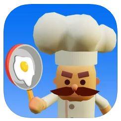 ハイパーカジュアルゲーム「Restaurant Life」