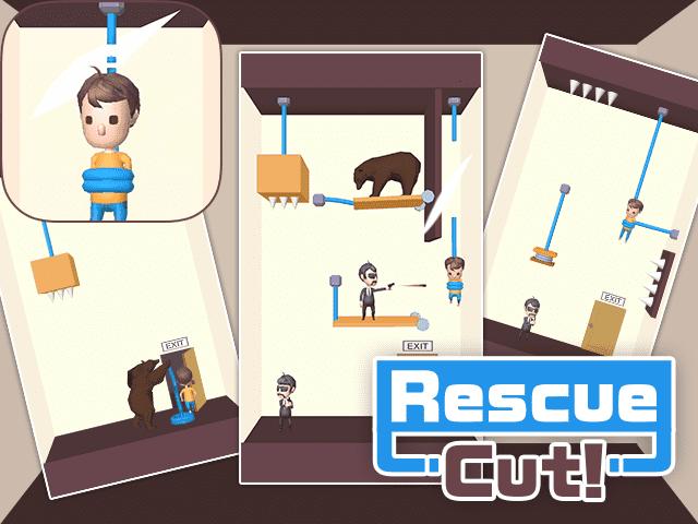 Rescue Cut – なぞとき脱出ゲーム