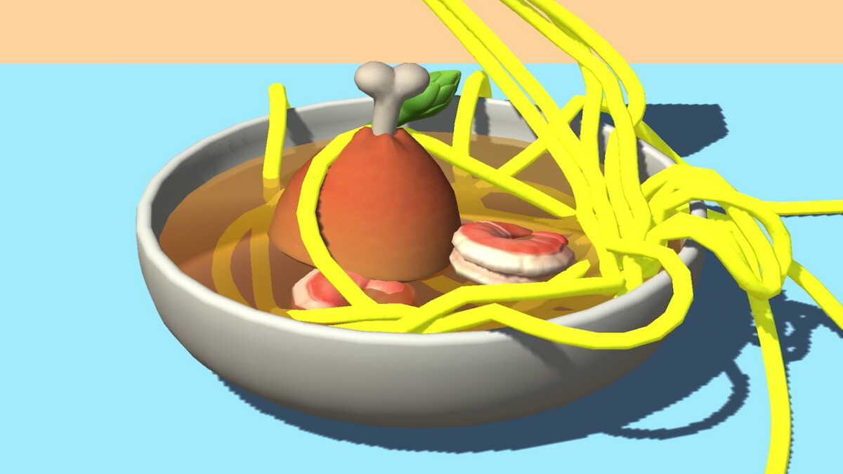 ハイパーカジュアルゲーム「Noodle Master」をレビュー!遊んだ感想を素直に発表します!