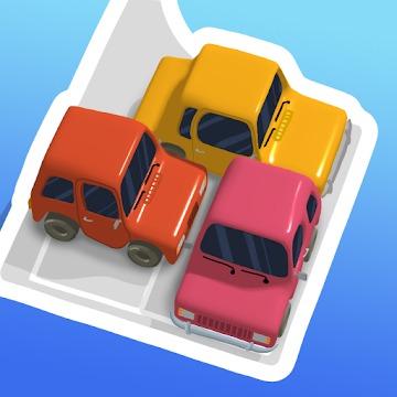 ハイパーカジュアルゲーム「Parking Jam」