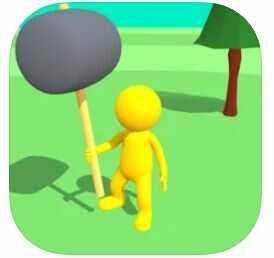 ハイパーカジュアルゲーム「Smashers .io」