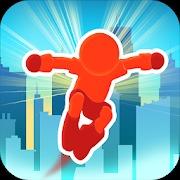 ハイパーカジュアルゲーム「Parkour Race」