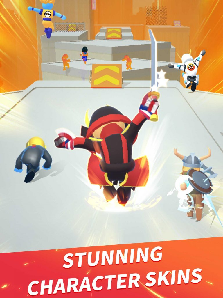 Parkour Race(パルクールレース)は面白い? ハイパーカジュアルゲームとしての評価をレビュー!