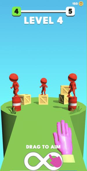 Magic Finger 3Dのレビュー
