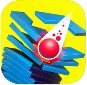 ハイパーカジュアルゲーム「Stack Ball 3D」