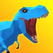 ハイパーカジュアルゲーム「Dinosaur Rampage<span style=