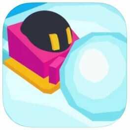 ハイパーカジュアルゲーム「Snowball.io」