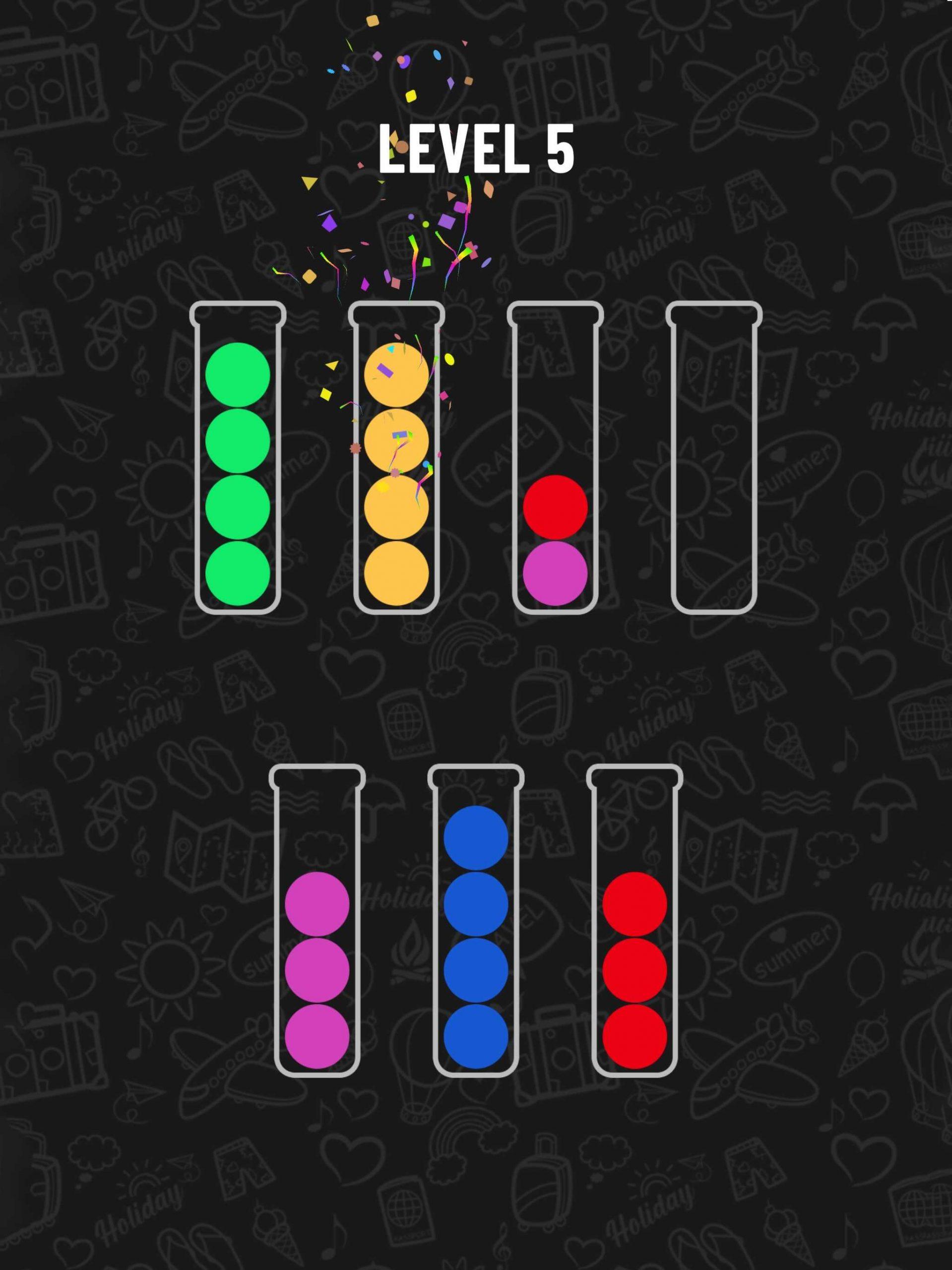 Ball Sort Puzzleってどんなアプリ?