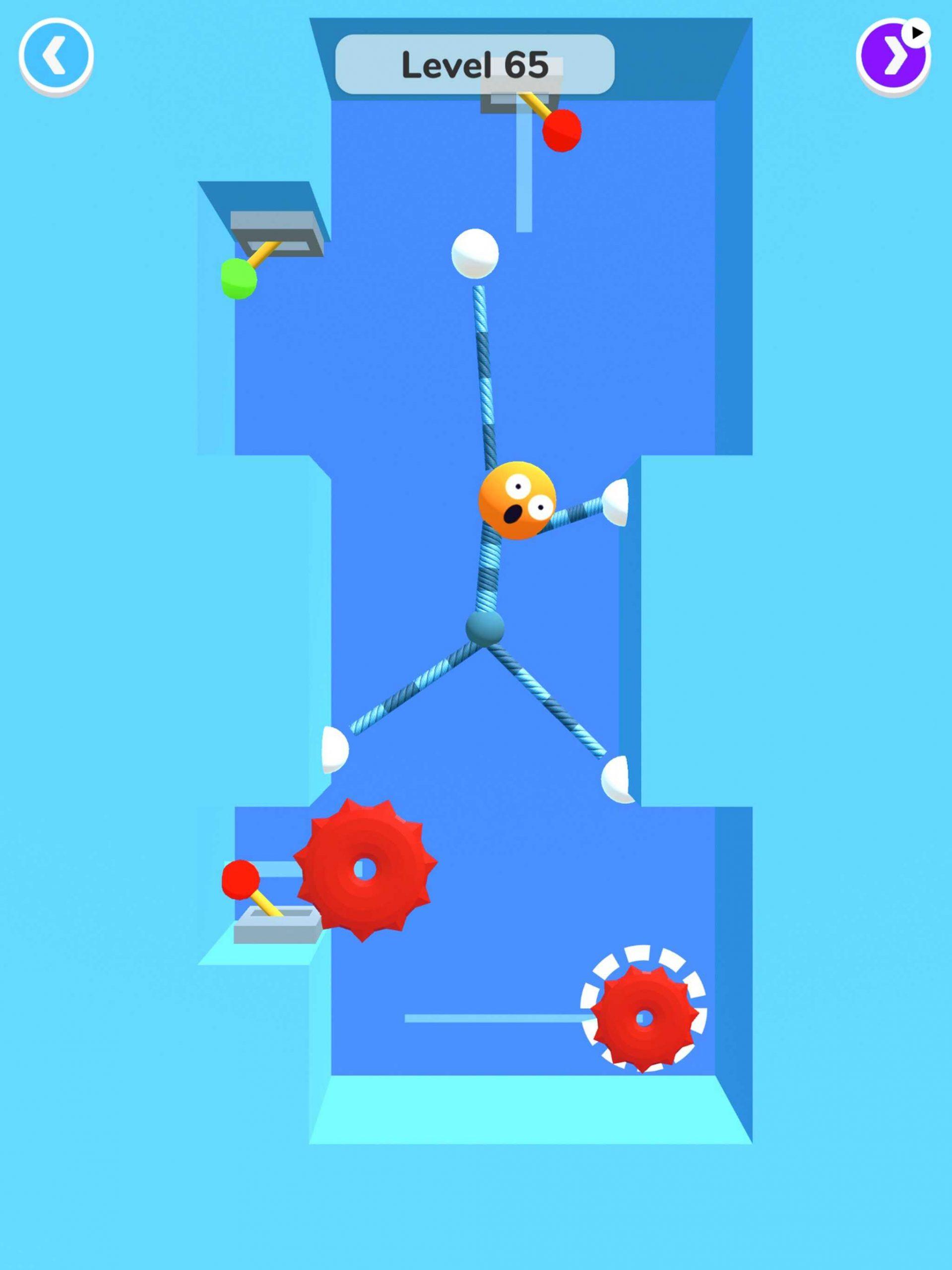 Stretch Guyは面白いのか! Ysoリリースのハイパーカジュアルゲームをレビュー