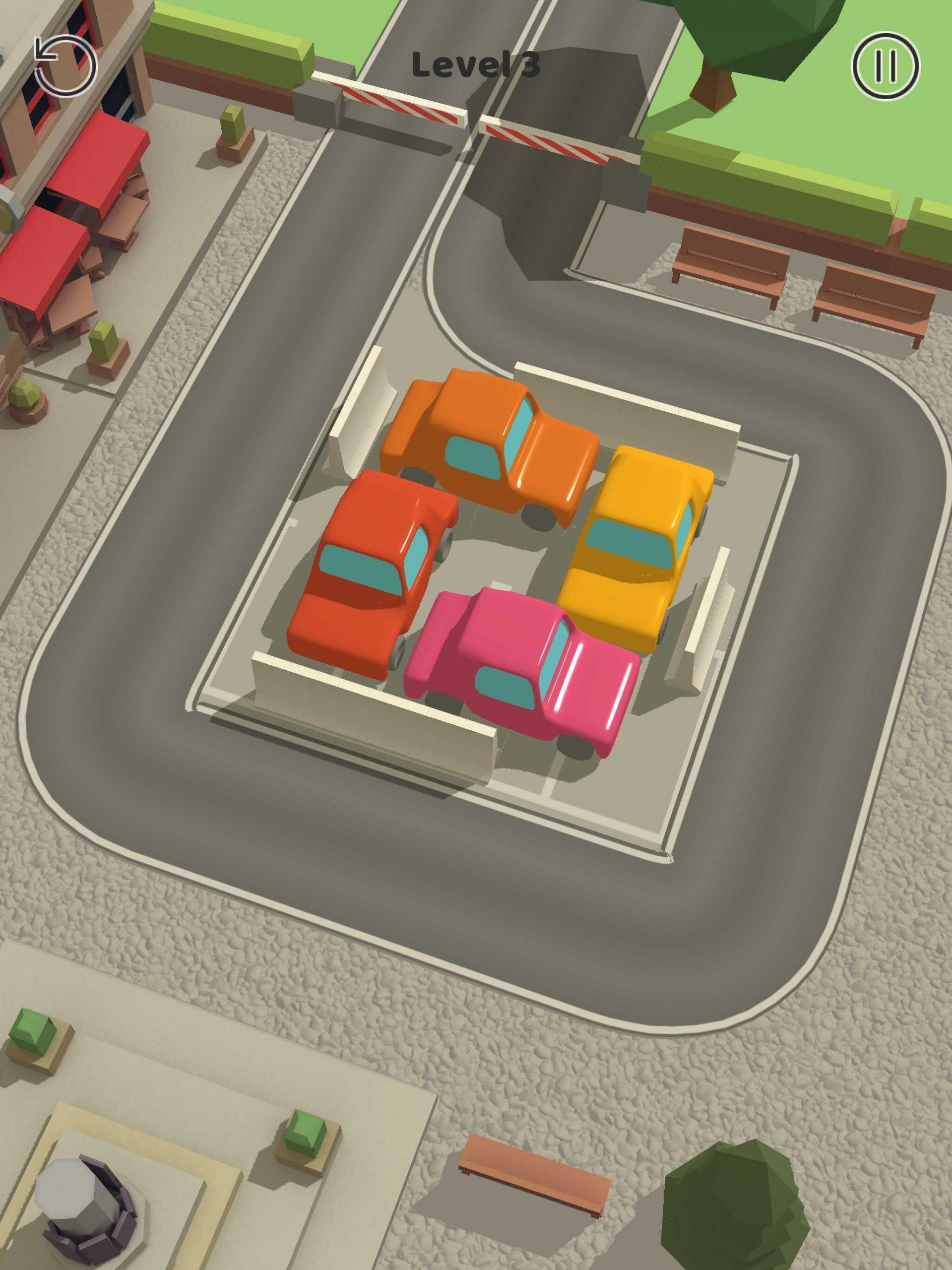 Parking Jamについて
