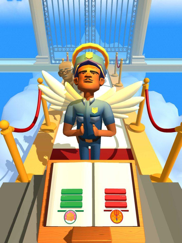 「Oh God!」をレビュー! ミニゲームを詰め合わせたハイパーカジュアルゲームがトレンド?
