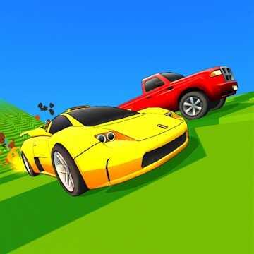 ハイパーカジュアルゲーム「Gear Race 3DGear Race 3D」