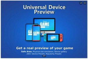 Universal Device Preview