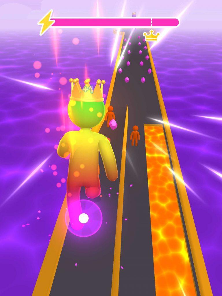 シンプルだけどハマる!? ハイパーカジュアルゲーム「Giant Rush!」を真剣レビュー!