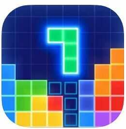 ハイパーカジュアルゲーム「Block Puzzle - Brain Test Game」