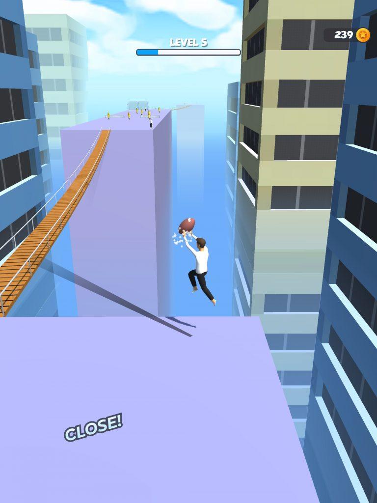 ハイパーカジュアルゲーム「Catch And Shoot(キャッチアンドシュート)」をプレイ&レビュー!