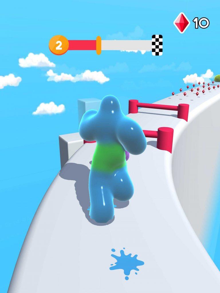 プルプルのゼリー人間を操作する「Blob Runner 3D(ブロブランナー3D)」を徹底レビュー!
