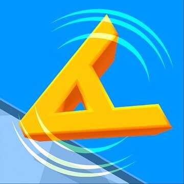 ハイパーカジュアルゲーム「Type Spin」