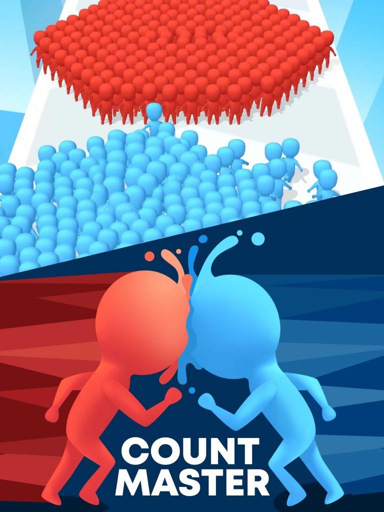 ランキング上位のハイパーカジュアルゲーム「Count Masters:Crowd Runner 3D」で遊んでみた!