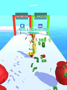 ハイパーカジュアルゲーム「Run Rich 3D」ランキング上位をキープする面白さとは?