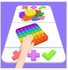 ハイパーカジュアルゲーム「Fidget Trading 3D: Fidget Toys」