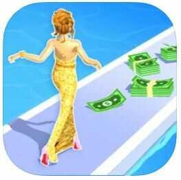 ハイパーカジュアルゲーム「Run Rich 3D」
